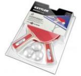 Set Palete Kettler Match, pentru tenis de masa, cu mingi