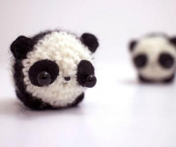 Animalute miniaturale crosetate