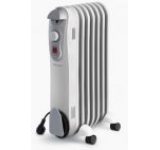 Radiator cu ulei Sencor SOH 3007BE, 7 elementi, 1500W (Alb)