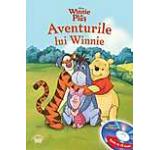 Winnie de plus. Aventurile lui Winnie. Carte cu CD audio