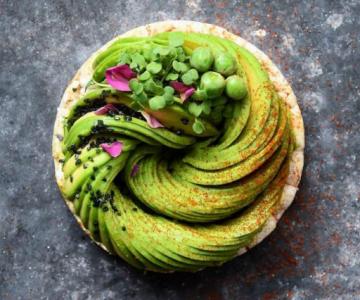 Deliciu vizual: Avocado, dus la nivelul de arta