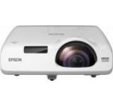 Videoproiector Epson EB-535W, 3400 lumeni, 1280 x 800, Contrast 16.000:1 (Alb)