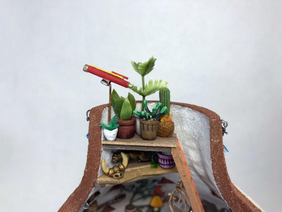 Fabuloasele lumi miniaturale ale lui Jedediah Corwyn Voltz - Poza 3