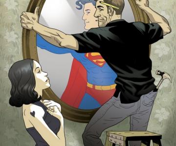 Ilustratii incisive despre tulburarile societatii actuale