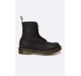 Dr Martens - Pantofi Pascal Virginia negru 100-OBD256