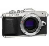 Aparat Foto Mirrorless Olympus E-PL7 Body (Argintiu), Filmare Full HD, 16.1MP