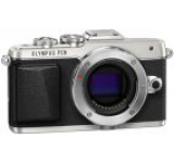 Aparat Foto Mirrorless Olympus E-PL7 Body (Argintiu), Filmare Full HD, 16.1MP