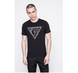 Guess Jeans - Tricou negru 4930-TSM0LZ