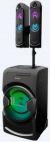 Sistem Audio Sony MHC-GT4D, Bluetooth, NFC