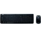 Kit Tastatura Asus si Mouse Wireless W3000 (Negru)