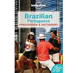 Lonely Planet Brazilian Portuguese Phrasebook & Dictionary