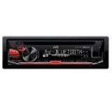 Radio CD auto JVC KDR771BT, 4 x 50W, USB, AUX, Bluetooth (Negru)