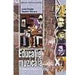 Educatie muzicala pentru clasa a X-a .Auditii CD audio