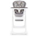 Scaun de masa Joie Mimzy High Chair Lx Hoot (Gri)