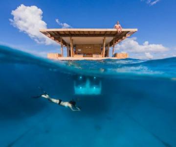 Hotelurile anului 2015: Cele mai uluitoare locuri de cazare din lume