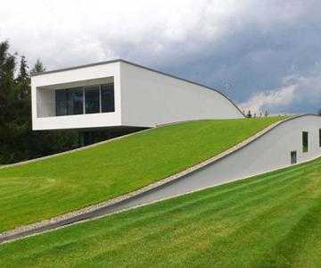 O casa pentru hobbiti vitezomani in Polonia