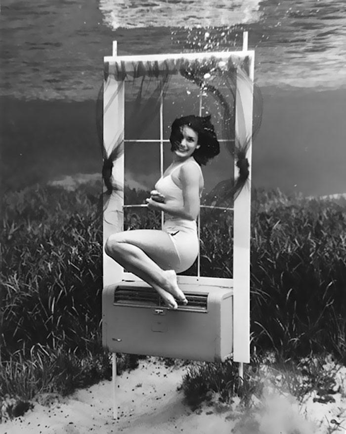 Fotografii subacvatice de exceptie, din 1938 - Poza 15