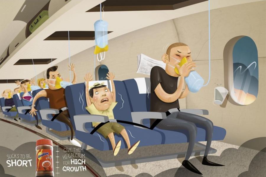 25+ Afise publicitare ingenioase care iti vor capta negresit atentia - Poza 21