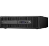 Sistem PC HP EliteDesk 800 G2 SFF (Procesor Intel® Core™ i3-6100 (3M Cache, 3.70 GHz), Skylake, 4GB, 500GB @7200rpm, Intel HD Graphics 530, Win10 Pro 64, Tastatura+Mouse)