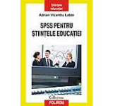 SPSS pentru stiintele educatiei