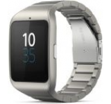 Sony Smartwatch 3 SWR50, LCD Transflectiv 1.6inch, Rezistent la apa si praf (Argintiu)