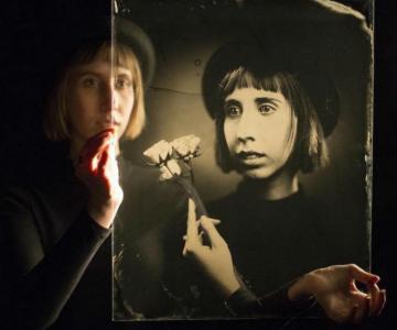 O juxtapunere a timpului: Portrete vintage superbe
