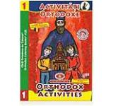 Activitati ortodoxe. Carte de colorat Vol. 1