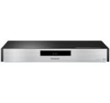 Blu-ray player Panasonic DMP-BDT570EG, 3D (Negru/Argintiu)