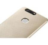 Husa protectie spate Huawei Honor Faceplate 3D Texture pentru Huawei Honor V8 (Aurie)