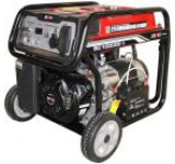 Generator Curent Electric Senci SC10000E, 8500W, 230V, AVR inclus, Motor benzina, Demaraj electric