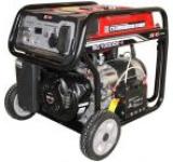 Generator Curent Electric Senci SC10000E, 8500W, 230V, AVR inclus, Motor benzina, Demaraj electric