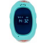 Smartwatch Vonino Kids Watch B2, 2G, Curea silicon, pentru Copii, Cartela SIM Orange PrePay inclus (Albastru)