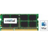 Memorie Laptop SO-DIMM Crucial 1x8GB, DDR3, 1600MHz, 1.35V/1.5V pentru Mac
