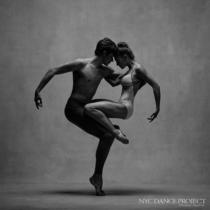 Frumusetea dansului contemporan, in poze superbe - Poza 6