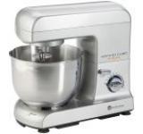 Mixer cu bol Studio Casa Grand Chef Inox, 550 W, Bol detasabil 4.2 l, 10 Viteze, Inox