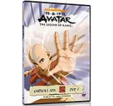 Avatar: The Legend of Aang. Cartea 1: Apa DVD 1