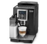 Espressor de cafea automat DELONGHI ECAM 23.460.S, 1450W, 15 bar (Negru)