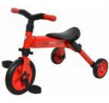 Tricicleta copii DHS 2 in 1 B-Trike (Rosie)