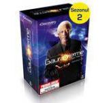 Colectia Prin Gaura de Vierme cu Morgan Freeman Box 5 DVD-uri Sezonul 2
