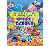 Carte de activitati - in mari si oceane