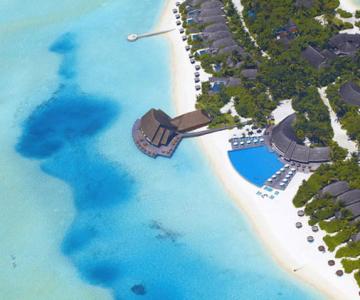 Visand la Maldive: Anantara Dhigu