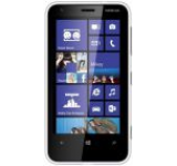 Telefon Mobil Nokia Lumia 620, Procesor Krait 1GHz, Windows Phone 8, TFT capacitive touchscreen 3.8inch, 512MB RAM, 8GB flash, Wi-Fi, 3G (Alb)