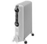 Radiator electric DeLonghi TRRS1120, 11 elementi, 2000W (Alb)