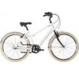 Bicicleta Raleigh Chloe CH16WWH, Cadru 16inch, Roti 26inch (Alb Mat)