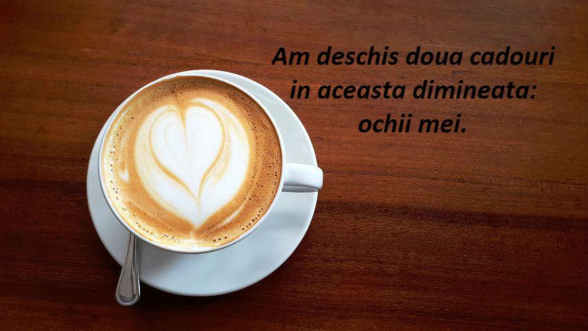 Dimineti cu ganduri bune si aburi de cafea, in poze inspirationale - Poza 10