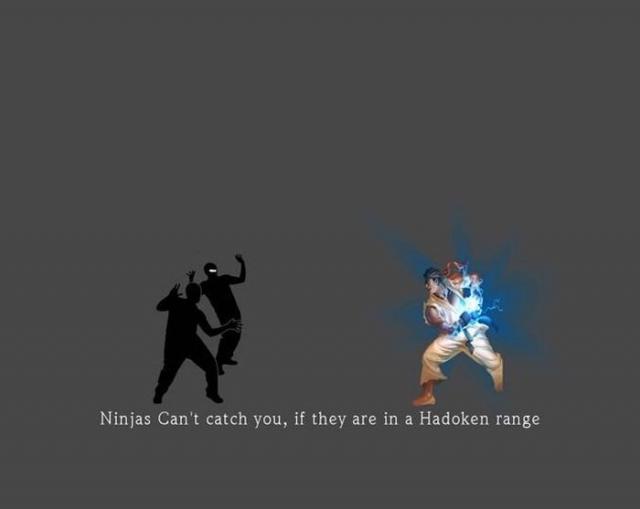 Ninja nu pot sa te prinda - Poza 9