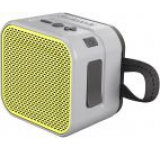 Boxa portabila SkullCandy Barricade Mini Bluetooth (Gri cu verde)