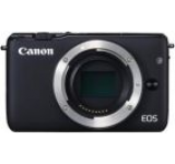 Aparat Foto Digital Canon Eos M10 Body, 18 MP, Filmare Full HD (Negru)
