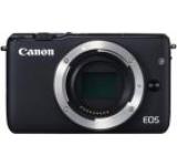 Aparat Foto Digital Canon Eos M10 Body, 18 MP, Filmare Full HD (Negru)