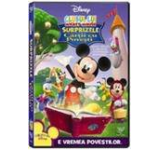 Clubul lui Mickey Mouse: Surprizele cartii cu povesti